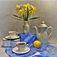 Чай с лимоном :: Людмила