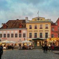 Ратушная площадь. Таллин. Эстония :: Олег Кузовлев