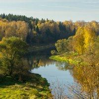 Осенние краски :: Максим Ершов