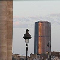 Париж. Вид на башню Монпарнас. :: Владимир Драгунский