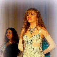 Влюблённая в танцы :: Нэля Лысенко
