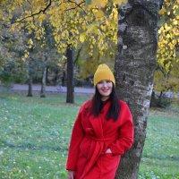 желтая шапка :: Vorona.L