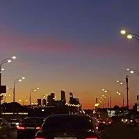 Вечерняя Москва :: Елена