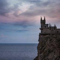 Ласточкино гнездо,Ялта, Крым :: Viktoria Anufrieva