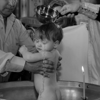 Таинство крещения :: Александр Алёшин