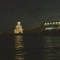 ночной Сургут :: Андрей Выровой