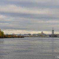 Панорама Архангельска :: Яна Старковская