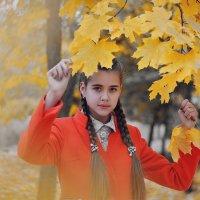 осень золотая :: Мария Хворостова