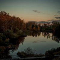 Холодная тишина осени :: николай смолянкин