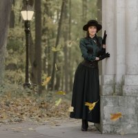 Танец листьев :: Руслан Комаров