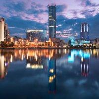 Екатеринбург-Сити :: Артем Мирный