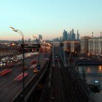 индустриальный пейзаж :: Эльмира Суворова