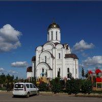 Церковь Богоматери Скоропослушницы :: Anatol L