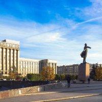 Санкт-Петербург. Московская площадь. :: Лариса (Phinikia) Двойникова