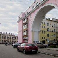 на Красной площади Ярославля :: ИРЭН@ .
