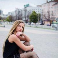 На улицах города :: Анастасия Леонтьева