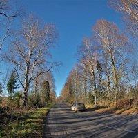 В дороге :: Валерий Талашов