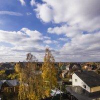 за окном октябрь :: Петр Беляков