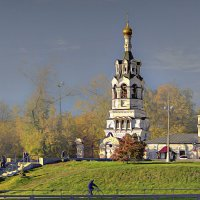 Москва. Храм Пророка Илии. (2) :: В и т а л и й .... Л а б з о'в