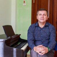 Пианист Юрий Исаев :: Сергей Михайлов