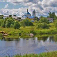Река Нерль :: Константин Анисимов