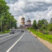 дорожный пейзаж :: Moscow.Salnikov Сальников Сергей Георгиевич