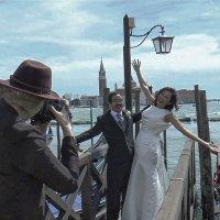 Venezia. Piazzetta San marco. Fotografia di matrimonio. :: Игорь Олегович Кравченко