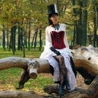 Осенний гламур. :: barsuk lesnoi