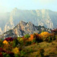Там живет Осень... :: Ольга Голубева