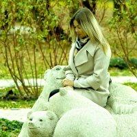 Маша и медведи :: Валерий