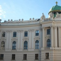 Дворец Хофбург... Михайловский корпус (Michaelertrakt) :: Наталия Павлова