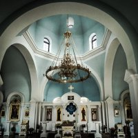 Убранство церкви. :: Nonna