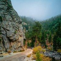 В Скалистых горах Колорадо :: Николай Бабухин