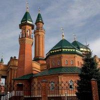 Соборная мечеть. Тольятти. Самарская область :: MILAV V