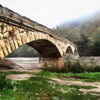 мост :: Игорь Гарагуля
