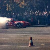 Когда покрышки горят :: Oleg Sharafutdinov
