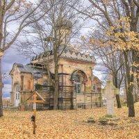 Осень в монастыре :: bajguz igor