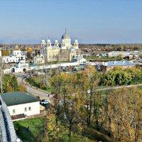 Крестовоздвиженский собор в Верхотурье :: Leonid Rutov