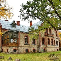 Звартавский замок :: Liudmila LLF