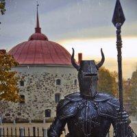 Рыцарь Круглой башни. :: Ирэна Мазакина