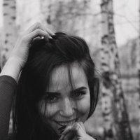 Девушка в чб :: Евгений Князев