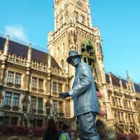 Однажды в Мюнхене :: Сергей Форос