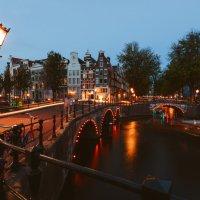 Каналы Амстердама :: Евгений Бутусов