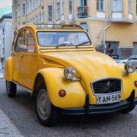 Старый новый Ситроен :: Андрей Синявин