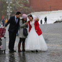 Встреча на Красной площади :: ZNatasha -