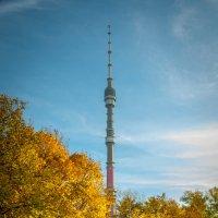 Осень в Останкино :: Alexander Petrukhin