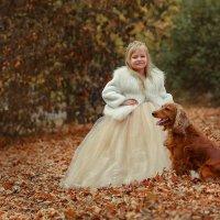 Маленькая принцесса Евочка :: Кристина Беляева