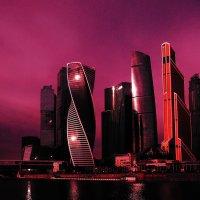 Москва - Сити :: Валерий Гришин