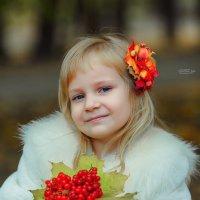 Осенние Очарование Евочка :: Кристина Беляева