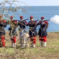III Фестиваль «Оборона Таганрога 1855 года» 06 октября 2018 :: Андрей Lyz